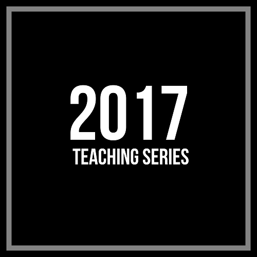 2017 Teaching Series